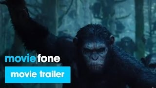 'Dawn of the Planet of the Apes' Trailer #2 (2014): Gary Oldman