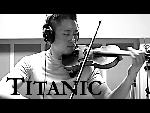 Titanic Hymn To The Sea Violin  Edward Chang