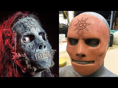 Amazing Slipknot Masks 2019 (Original masks) Mp3