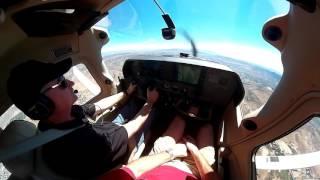Cessna 182 Dutchroll Exercise