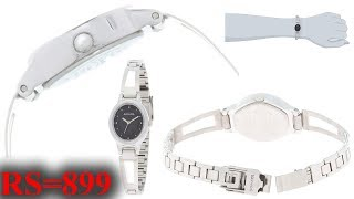 New model Everyday Analog Black Dial Women's Watch  ₹ 899