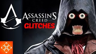 10 Assassin's Creed Glitches You Can't Unsee