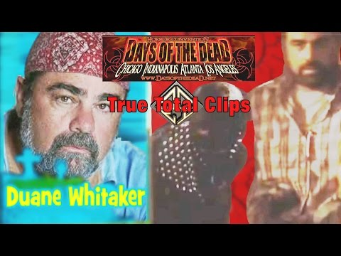 True Total Clips - Duane Whitaker - Celebrity