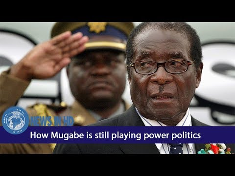 How Mugabe is still playing power politics