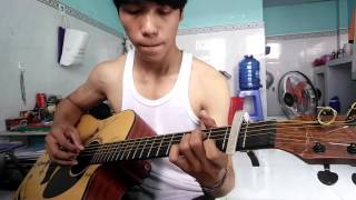 Yếu đuối guitar solo