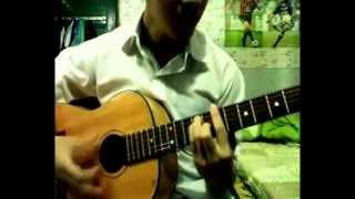 Hướng dẫn em về giữa mênh mông đất trời - Guitar Hoàng Anh Nguyễn