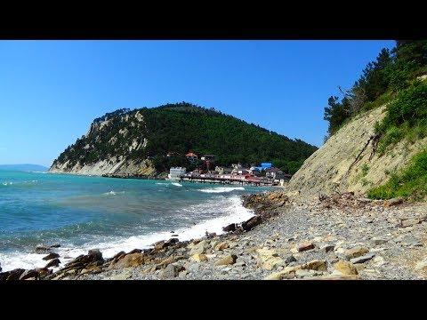 Джанхот, Чёрное море, июнь 2017