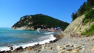 видео Пляжи Бетты – «Центральный», дикие и нудистские: фото