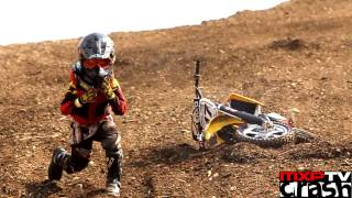 CRASH: 50cc Braking Bump Flip