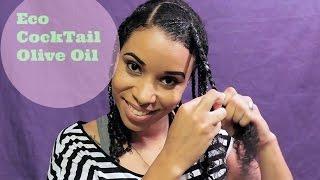 NATURAL HAIR: SIMPLE BOX BRAIDS (NO EXTENSIONS)