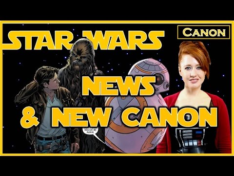 Star Wars News & New Canon