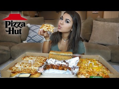 Trying Pizza Huts BIG Dinner Box thumbnail