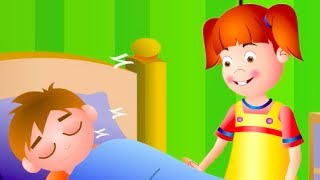 Are You Sleeping Nursery Rhyme - Animated Rhymes For Children