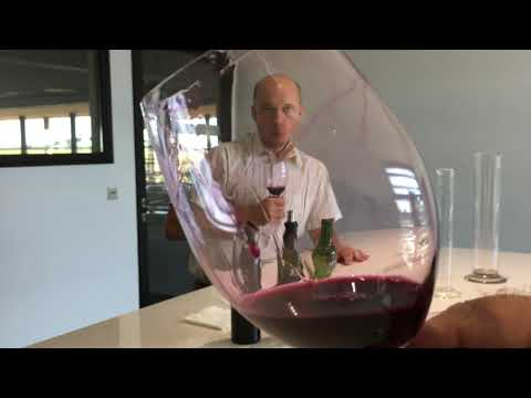wine article Chateau Beychevelle Tasting
