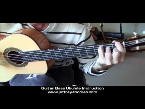 Antonio Rey Flamenco Guitar Lesson