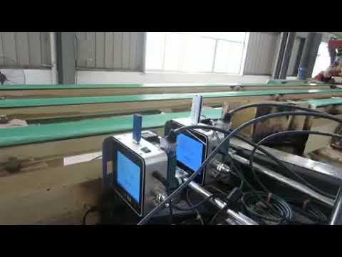 TIJ inkjet coder for wood printing