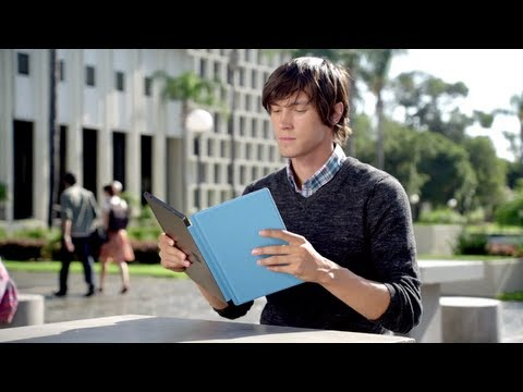 "MICROSOFT ""MOVEMENT"" Surface Commercial - Directed by Jon M. Chu [DS2DIO]"