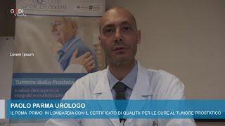 Mantova,al Poma il certificato di qualità per le cure del tumore alla prostata