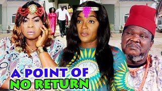 """A POINT OF NO RETURN Season 3&4 """" New Hit Movie"""" (Chioma Chukwuka) 2019 Latest Nigerian Movie"""