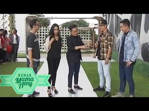 Raffi, Gigi Gading, Andhika Nonton Kaulah Takdirku  - Rumah Mama Amy (6/3)