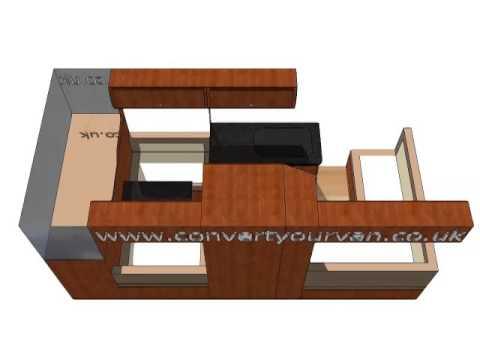 Convert Your Van Ltd Camper Van Conversion Interior On L4