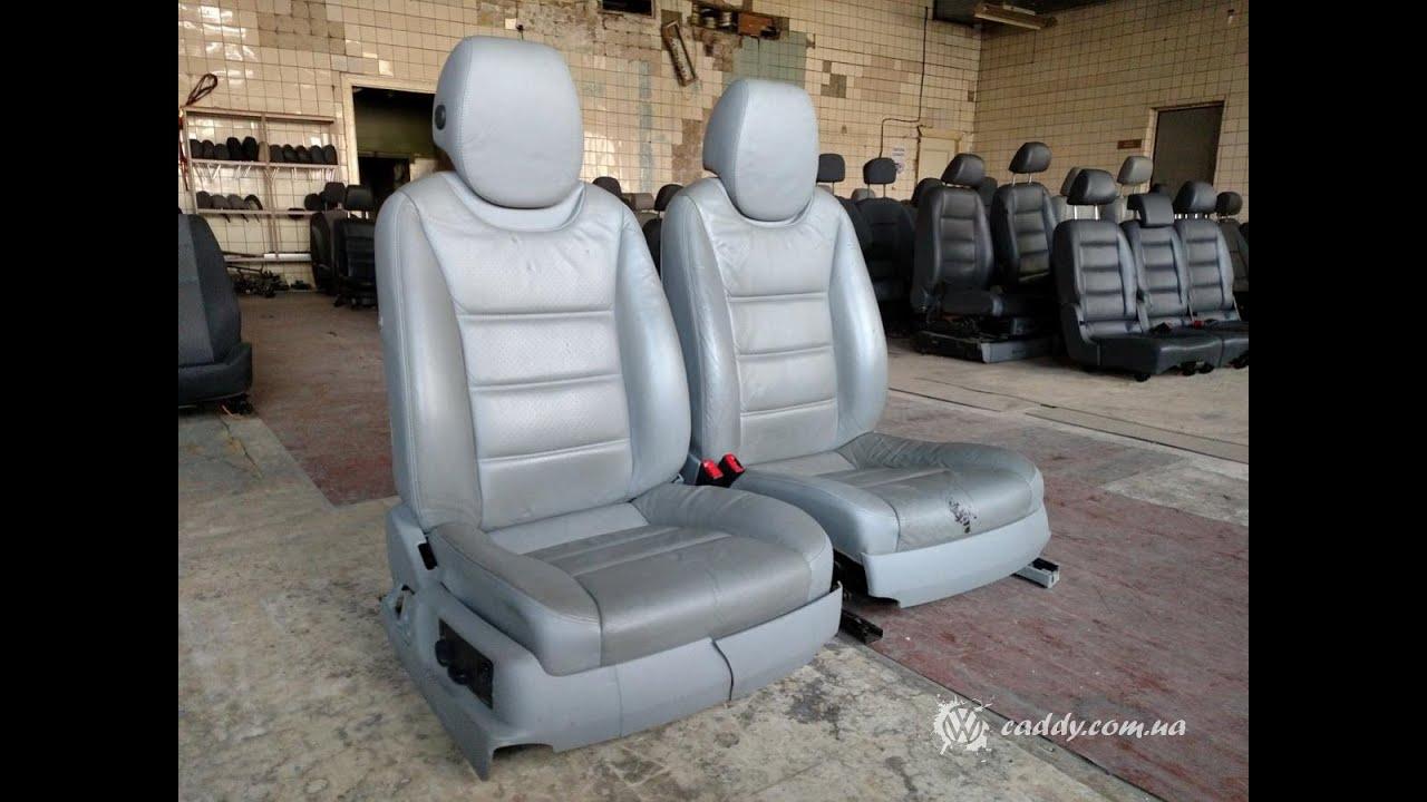 PRC-2 - Porsche Cayenne - передние кожаные сиденья