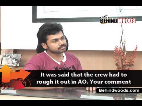 Karthi interview 01
