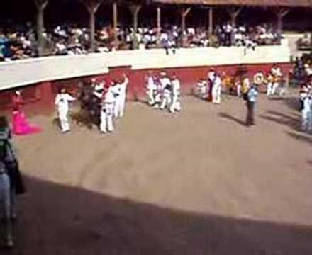 Vuelta al ruedo huerta de rey youtube for Piscina huerta del rey