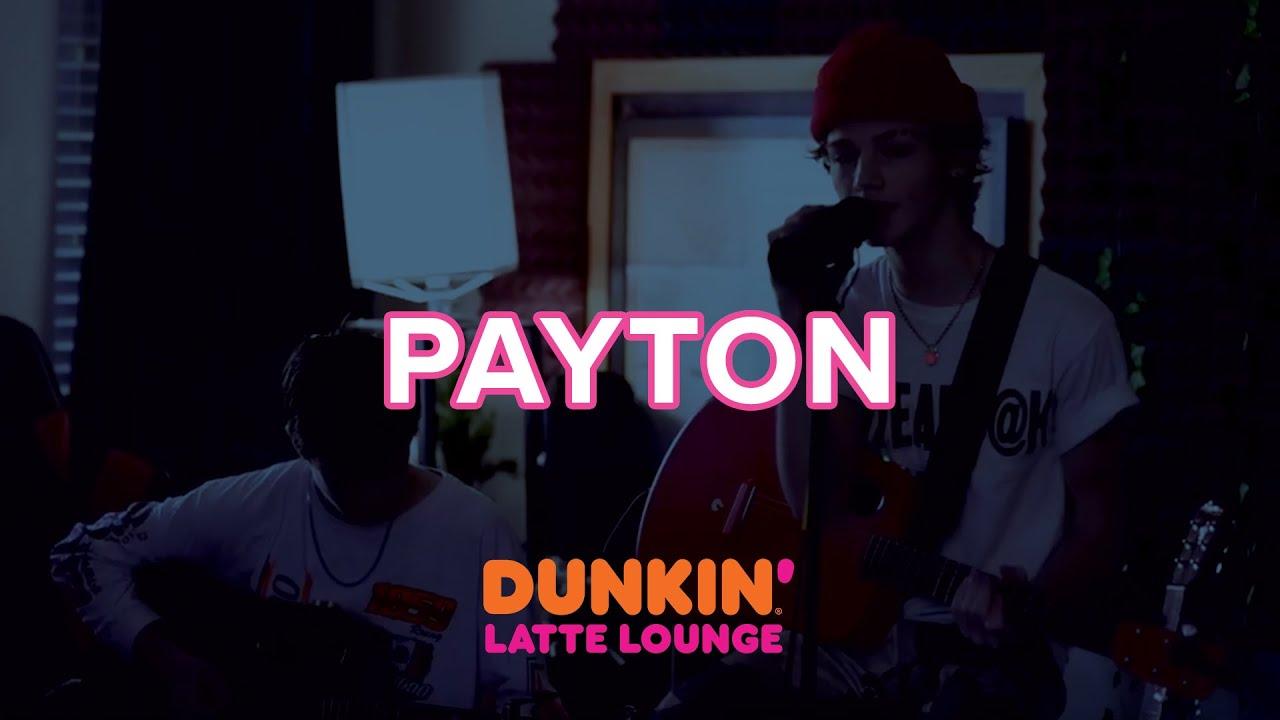 Payton Performs At The Dunkin Latte Lounge