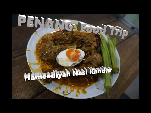 Penang Food Trip: Hameediyah Nasi Kandar