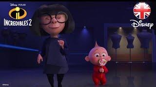 INCREDIBLES 2 | Edna - Designing Fabulous | Official Disney Pixar UK