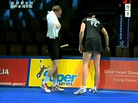 denmark open super series 2008 Joachim Fischer Nielsen Christinna Pedersen vs Thomas Laybourn 3 Kamilla Rytter Juhl Denmark Open Super Series 2008 Final1