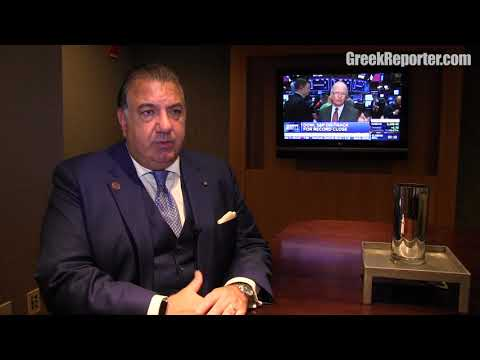 Exclusive: Calamos CEO John Koudounis on Ethniki Insurance Deal & Greek Investments (video)