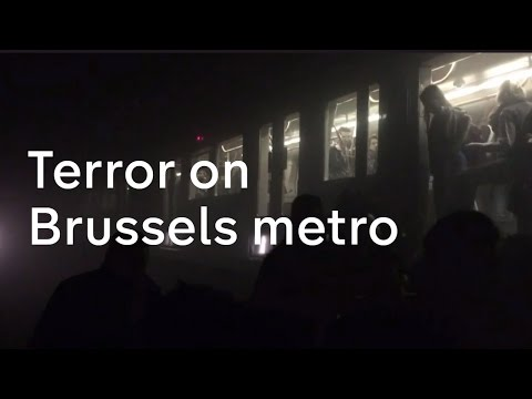 Brussels attacks: terror in heart of the European capital