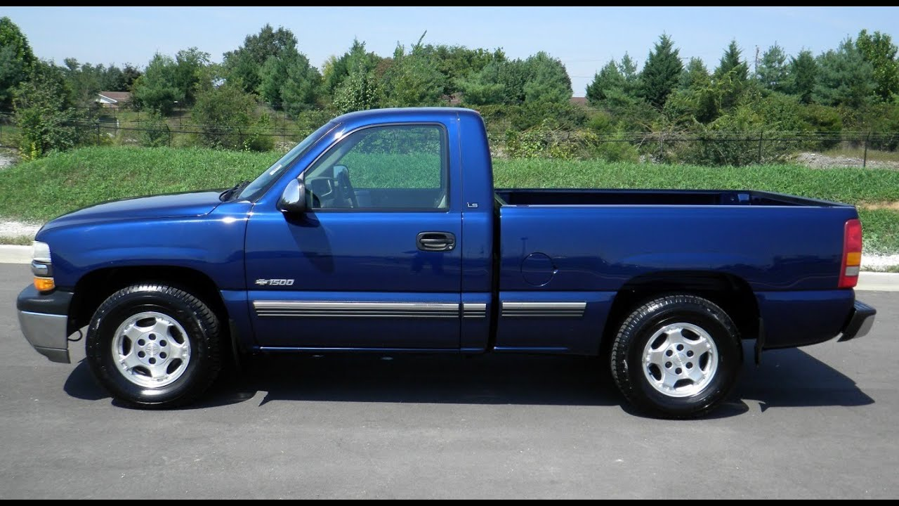 Sold 1999 chevrolet silverado ls regular cab 4x2 5 3 vortec v 8 148k at wilson county chevrolet