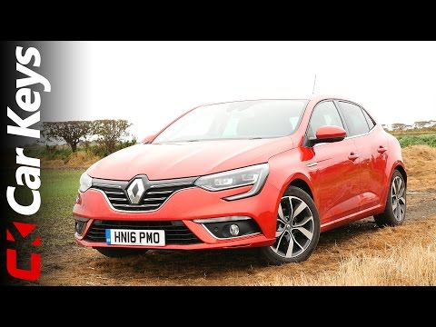 Renault Megane 4K 2016 review - Car Keys