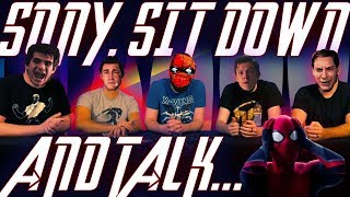 Spider-man: Far from MCU?! Marvel Studios and Sony DISCUSSION!!