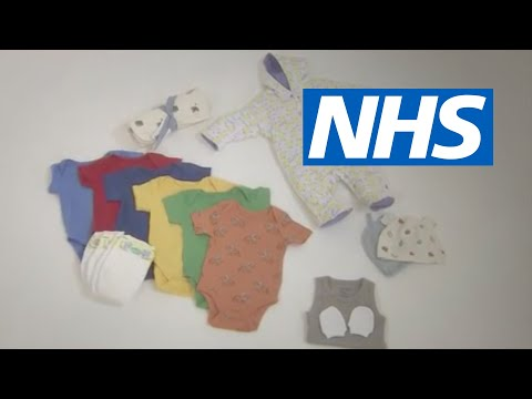 What should I pack in my hospital bag?   NHS