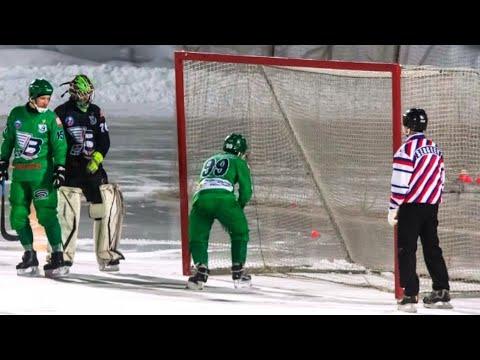 Федерация хоккея с мячом рассмотрит скандальный матч в Архангельске