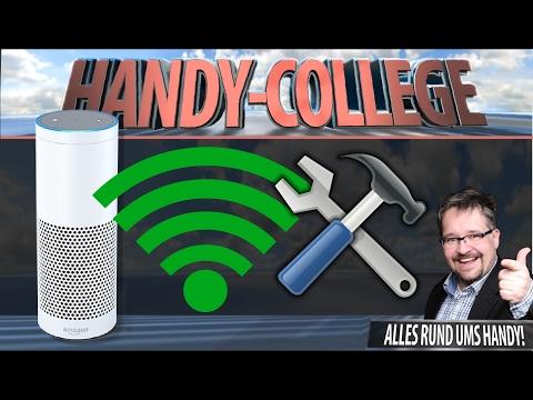 Alexa Echo ☛ Alexa mit WLAN manuell verbinden | Tutorial 🎓#43