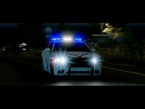 GTA 5 Arkansas State Police - Arkansas State Trooper - Speed Limit Enforcement