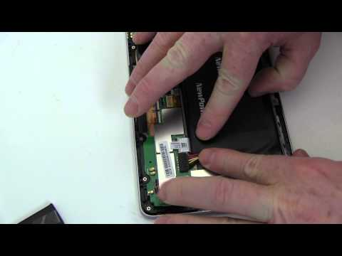 How to Replace Your Nexus 7 (Google Nexus 7 1st Gen by Asus) Battery