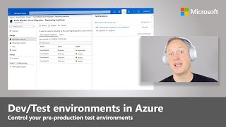 Dev/Test in Azure. How to migrate. What's new.