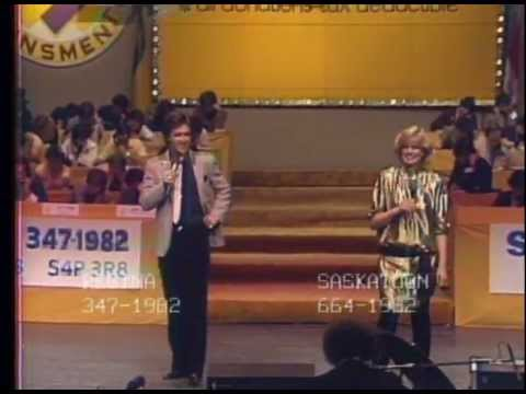 Alan Thicke and Gloria Loring - Telemiracle #6