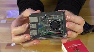 Noob Assembling a Raspberry Pi 3 B+