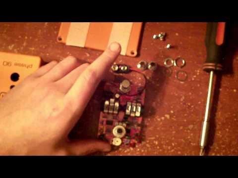 MXR Phase 90 M101 demo (studio quality) R28 MOD