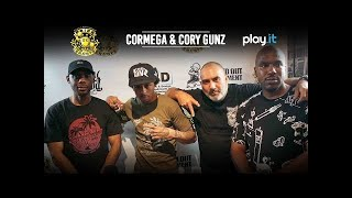 DRINK CHAMPS: Episode 24 w/ Cormega & Cory Gunz (Part 1) | Talks The Firm, Queensbridge + more
