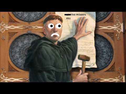 Top 5 Facts: Martin Luther and the Reformation - YouTube