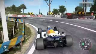 Project Cars Lotus 98T Max Settings Gameplay 4K downscaled 1080P 60 FPS #10