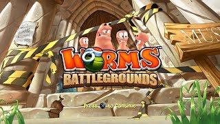 Worms Battlegrounds | Para Playstation 4 #12🇪🇸